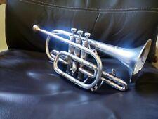 More details for vintage besson new standard cornet