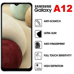 SCREEN PROTECTOR COVER GUARD FILM FOR SAMSUNG GALAXY A12