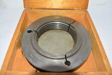 5 5 4 Na 2g Thread Ring Gage Go 48569 Inspection Machinist Tooling