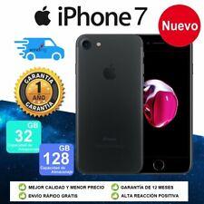 NUEVO Apple iPhone 7 32GB 128GB Libre Desbloqueado Móvil + 12 Meses De Garantia