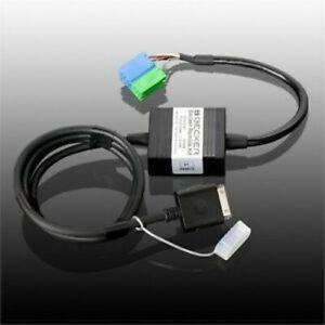 Becker Remote Kit Traffic Cascade Pro BE7944 für iPod iPhone MP3 AUX Aussteller