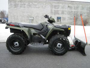 2007 POLARIS SPORTSMAN 500 HO EFI 4X4 CHEAP SHIPPING XP ATV 500HO LE QUAD RAZOR