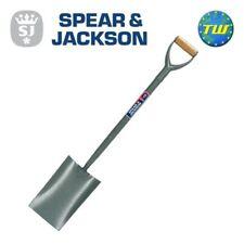 Spear & Jackson Trenching Tubular Steel Shovel