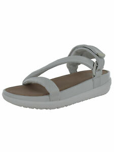 Fitflop Womens Loosh Luxe Z-Strap Sandal Shoes