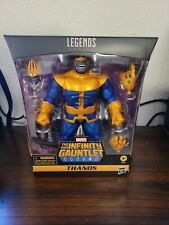 Marvel Legends Thanos DELUXE 6? Figure The Infinity Gauntlet 2021 King Thanos