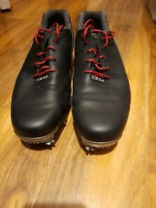 Footjoy Black DNA Size 9