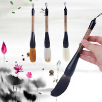 Chinesische Kalligraphie Pinsel Bambus Chinese Calligraphy Brush Pen Writing Neu