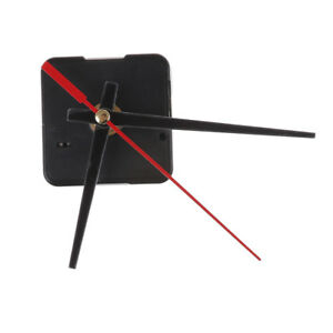 New Silent DIY Clock Quartz Movement Mechanism Hands Replacement Part Craft BDAU