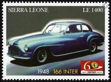 1948 FERRARI 166 INTER Classic Sports Car Stamp