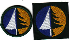 Boy Scout/Girl Guide Badges Ext Eemland NETHERLANDS ribbon+bound