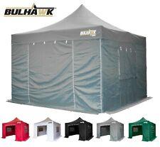 Bulhawk 4 X 4 Premium 40 Heavy Duty Pop-Up Gazebo de 4M X 4M marquesina eventos refugio