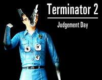 Movie Terminator T-1000 2 1/5 Figure Vinyl Model Kit