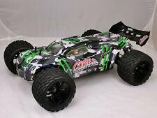 XTC RC MONSTER COBRA TRUGGY BRUSHLESS 1:8 4WD RTR 70KM/H LiPo AKKU + LADER VRX