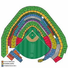 Milwaukee Brewers vs Baltimore Orioles Tickets 07/05/17 3rd row uppers!!!