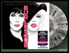 CHRISTINA AGUILERA/CHER Burlesque Soundtrack LP on CLEAR/BLACK VINYL New SEALED