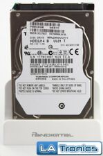 "Toshiba Internal 2.5"" Laptop SATA Hard Drive HDD 250GB HDD2J14 MK2565GSXN Tested"