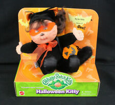 Very Rare Mattel Cabbage Patch Kids Blythe Halloween Kitty Doll NOS New!