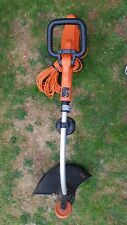 Black & Decker 900w Grass trimmer with 35cm swathe and AFS single line system.