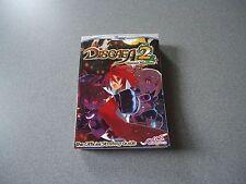 Disgaea 2 Cursed Memories Paperback Strategy Guide NIS America  DoubleJump Books