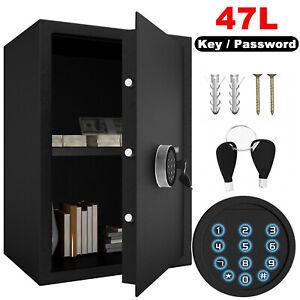 Large Secure Digital Steel Safe High Security Electronic Money Cash Safety Box