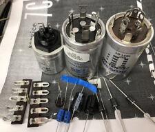 Power Supply + Audio Electrolytic Capacitor Refurb Kit -Marantz 7 7C Tube Preamp