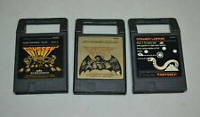 Power Lords (Odyssey 2, 1983) & 2 Other Games Quest for the Rings Alien Invaders