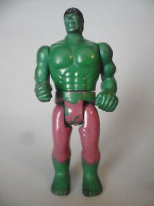 EL INCREIBLE HULK LA MASA MEGO POCKET MADE IN SPAIN INTERCARS INDUSTRIAL 1979