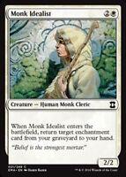 Monk Idealist FOIL x1 Eternal Masters, EMA, MAGIC MINT UNPLAYED MTG