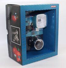 Lomography Diana F+ Medium Format 120 Film Camera with Flash (Blue/Black) - BNIB