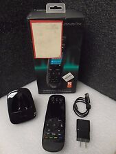 Logitech Harmony Ultimate One - Touch Screen IR Remote - Black Unit