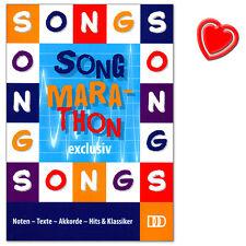 Song-Marathon Exclusiv - Liederbuch - Verlag DDD-Publishing - 9783941312517