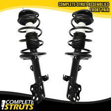 2009 - 2010 Pontiac Vibe Quick Complete Front Struts & Coil Spring Assembly Pair