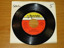 "SOUL 45 RPM - LOLEATTA HOLLOWAY - AWARE 047 - ""CRY TO ME"" + ""SO CAN I"""