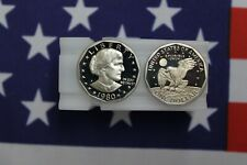 1980 S Proof Susan B Anthony Dollar Roll - 20 coins - from proof sets
