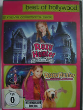 Roxy Hunter - Kinder Abenteuer - abgedrehte Geist & Geheimnis des Schamanen