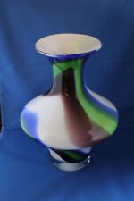 Multi Vase Mid-Century Modern Glass