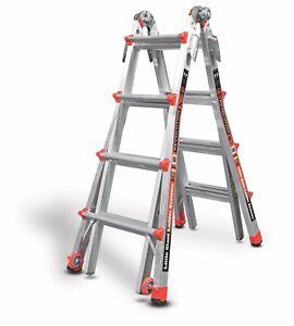 SALE! Little Giant Ladder Systems - REVOLUTION Ladder Model 17 2.15/4.5m