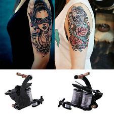 Complete Tattoo Kit Set Equipment Machine Needles Power Supply Gun Inks LZ