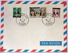 SOBRE ARGELIA RAZÓN EA 1962 TLEMCEN RP EA68