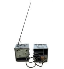 1/6 Scale Soldiers Scene Accessories Model WWII Field Communicator Radio Model