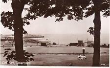 Cliff Park Dovercourt  unused RP old pc Photo Precision
