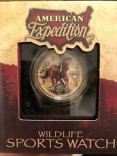 American Expedition Wrist Watch Mustang FACTORY NEW FREE SHIPPING