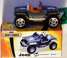 MATCHBOX 2006 PRE-TOY FAIR JEEP HURRICANE