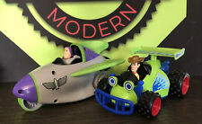 New listing *Mattel*Toy Story*Buzz Lightyear & Woody*Shake N Go-Cars*Lot Of (2)*WORKING*Nice