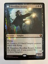 *FOIL* Bloodline Keeper / Lord Of Lineage - From The Vault - MTG Magic - NM