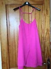 Topshop Bnwt Uk 6 Pink Cami Dress