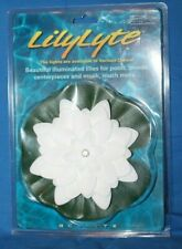 LILY LYTE Floating Lotus Lights Water Lily Candle Light for Pool Festival