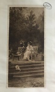 ANTIQUE PRINT 1901 A PRIOR ATTACHMENT BY MARCUS STONE TATE GALLERY PAINTING ART