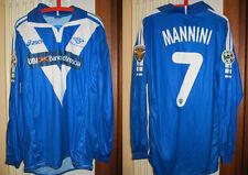 maglia brescia mannini asics nr 7 banca