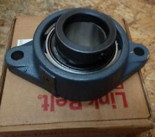 "EIGHT REXNORD LINK-BELT FLANGE BEARINGS 1 15/16"" 2 BOLT # FX3Y231N"